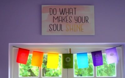 Exploring Grown-up Creativity: SoulShine Wellbeing Space
