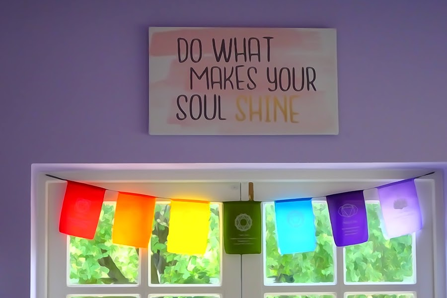 Exploring Grown-up Creativity: SoulShine Wellbeing Space