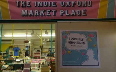 Champions of Creativity: Rosie Jacobs, Independent Oxford
