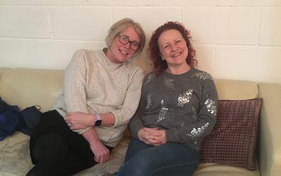 Creativity for Wellbeing: Deborah Humphrey, The Wellbeing Story