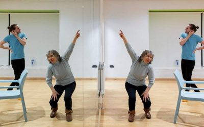 Exploring Creativity: Turning the Mirror Towards Open Stage Arts  –Reflecting on my own creativity and business inspiration