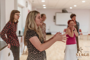 Open Stage Arts Acting class